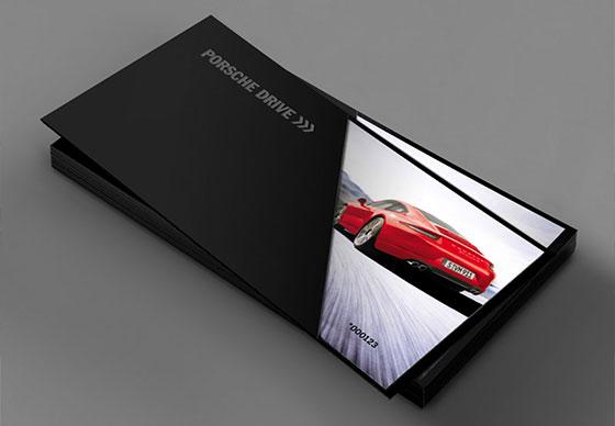 Porsche verschenken